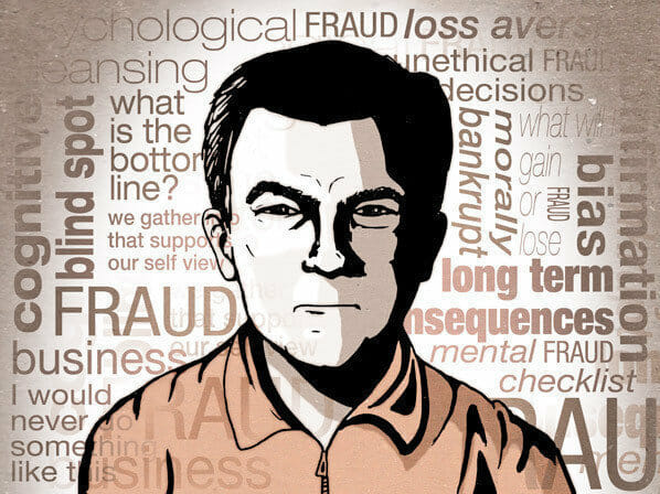 Psychology of Fraud: Why Good People Do Bad Things - Toby Groves